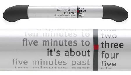 Tubular Time te relata la hora
