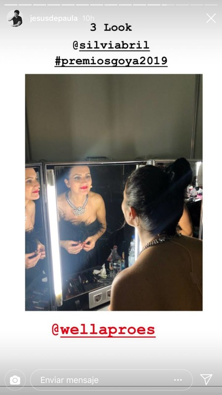 Premios Goya 2019 Silvia Abril 1