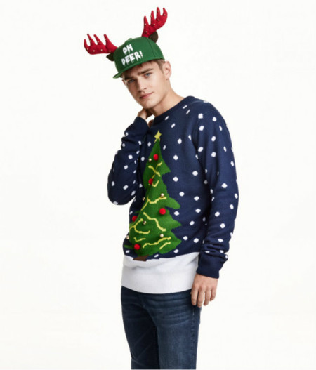 Hm Christmas Tree Sweater 900x1053
