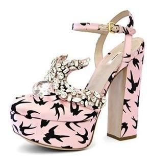 Todos los clones de los zapatos Miu Miu