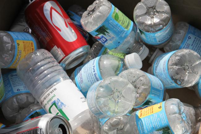 plastico a reciclar