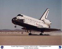 El aterrizaje del Transbordador Espacial Atlantis: en directo
