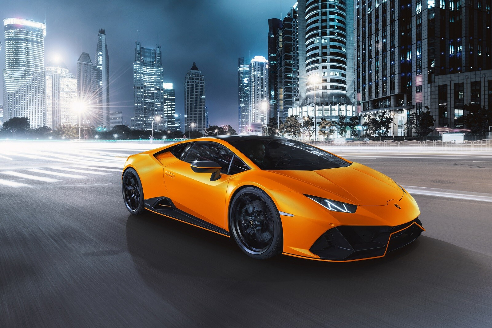 Foto de Lamborghini Huracán EVO Fluo Capsule (19/26)