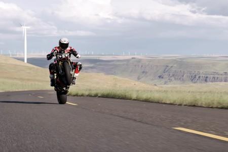 ¡Desatada! Así suenan los cerca de 200 CV de la Ducati Streetfighter V4 para Pikes Peak