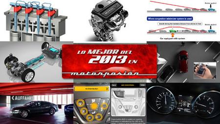 Mejor innovación: lo mejor de Motorpasión 2013