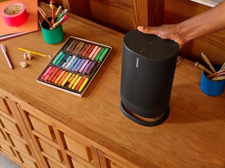 El altavoz portátil Sonos con AirPlay 2 está rebajado en Amazon a 319 euros