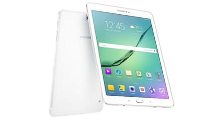 Samsung presenta sus nuevas Galaxy Tab S2, con pantalla de 4:3 y un grosor de sólo 5,6 mm
