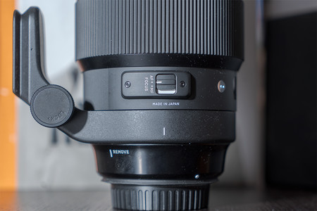 Sigma 105mm f1.4 DG HSM Art
