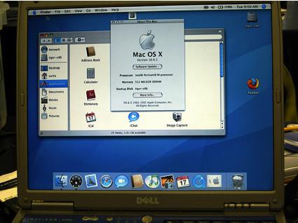 VMWare y Parallels podrían virtualizar Mac OS X en un PC cualquiera