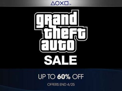 La saga de Grand Theft Auto se pone en oferta en la PlayStation Store