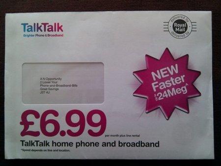 El proveedor de banda ancha y el liberal rebelde que se enfrentarán a la ley de tres avisos británica