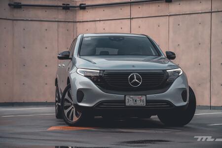Mercedes Benz Eqc 2021 Prueba De Manejo Opiniones Precio 39