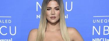 Khloé Kardashian se suma a la moda 'lob' con este cambio de look tan favorecedor
