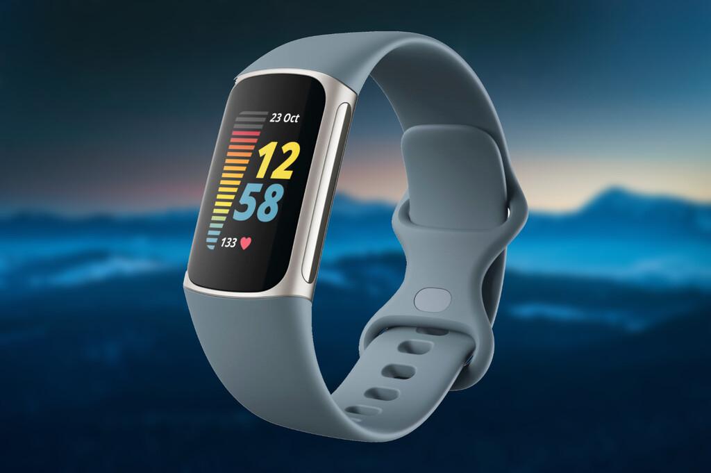 Fitbit Charge 5: la pulsera cuantificadora más avanzada de Fitbit mide el estrés y (por fin) tiene pantalla a color