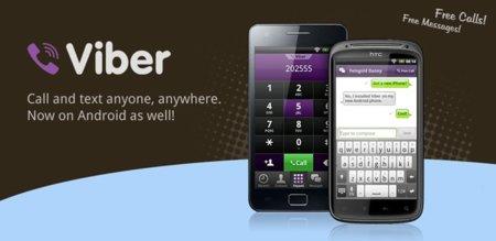 Viber para Android ya está disponible de forma oficial