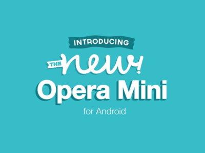 Opera Mini se actualiza a la versión 8 con grandes mejoras