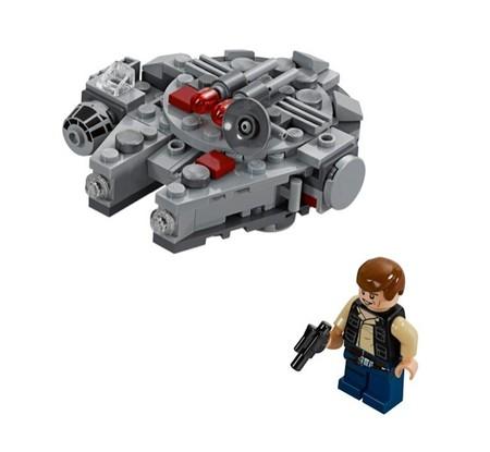 Entre los regalos para el día del Padre también destacan las propuestas de Lego