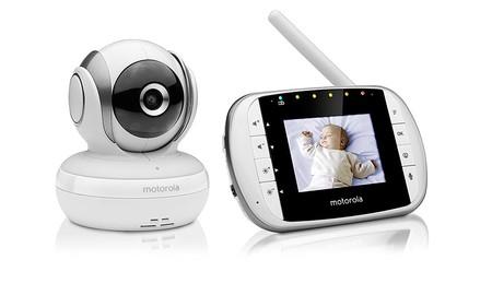 Si de quien estás enamorado es de tu bebé, hoy tienes el Motorola MBP 33S por 99,13 euros en Amazon para tenerlo siempre a la vista