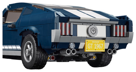 Ford Mustang Lego 1967