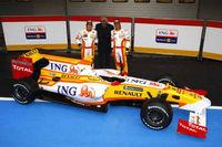 Renault presenta en sociedad el R29