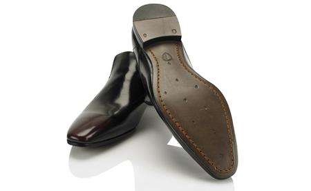 Un toque original a los zapatos de vestir