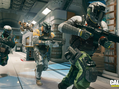 El multijugador de Call of Duty: Infinite Warfare será gratuito este fin de semana en Steam