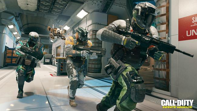 El multijugador de Call of Duty: Infinite Warfare será gratuito este fin de semana en Steam