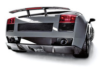 Lamborghini Gallardo Superleggera, más imágenes
