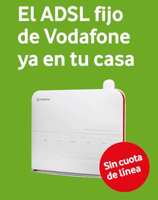 Nuevo ADSL oficina Vodafone con internet móvil para empresas