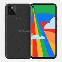 """Google volverá a lo básico con el Pixel 5: diseño """"tradicional"""" con sensor de huellas trasero, según renders"""