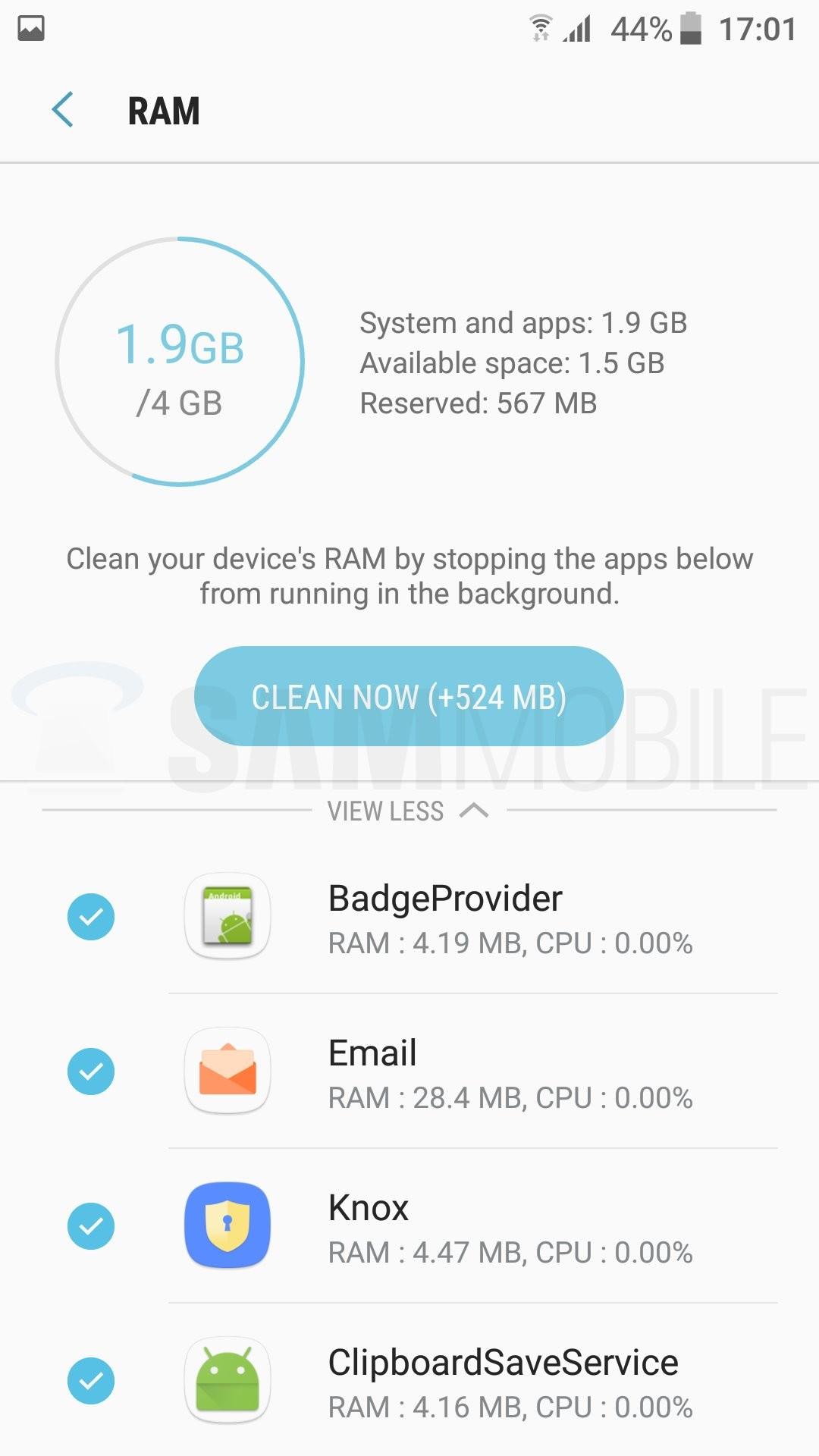 Foto de Capturas Android 7.0 Nougat en el Samsung Galaxy S7 (61/65)