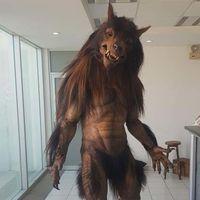 'Licaon', el lobo animatrónico que no será la mascota de los Lobos BUAP, pero sí un interesante proyecto creado en México