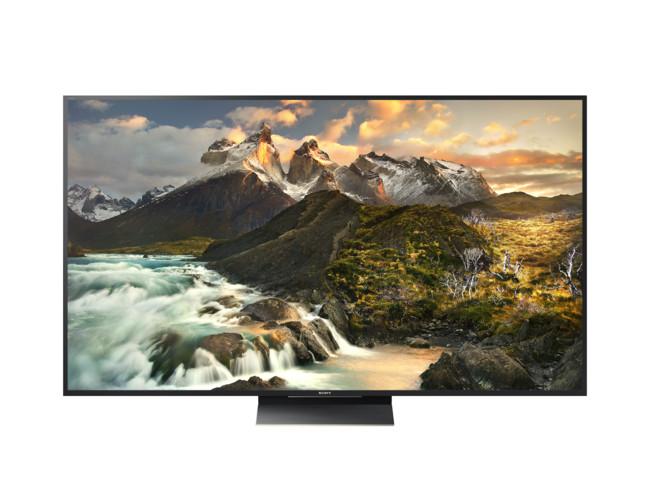 Sony da el salto a las 100 pulgadas 4K HDR en su nueva gama de televisores 'Bravia Z'