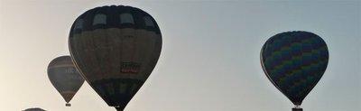 ¿Cómo vuela un globo? (II)