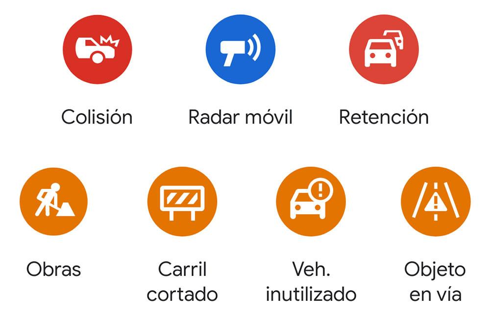 Google Maps ya te concede avisar de calle cortada entre otras recientes tipos de incidencias para reportar