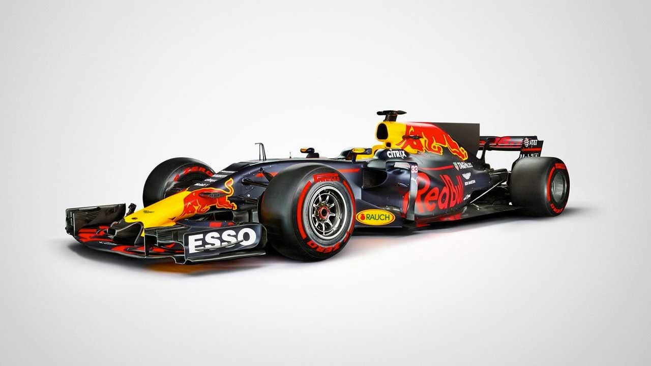 Foto de Red Bull RB13 (2/3)