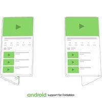 Android tendrá soporte oficial para dispositivos plegables: el arma secreta de Google para anticiparse a todos