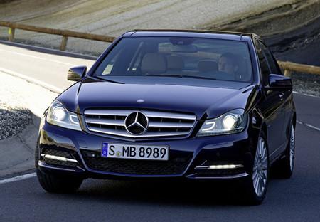 Mercedes Benz Clase C2
