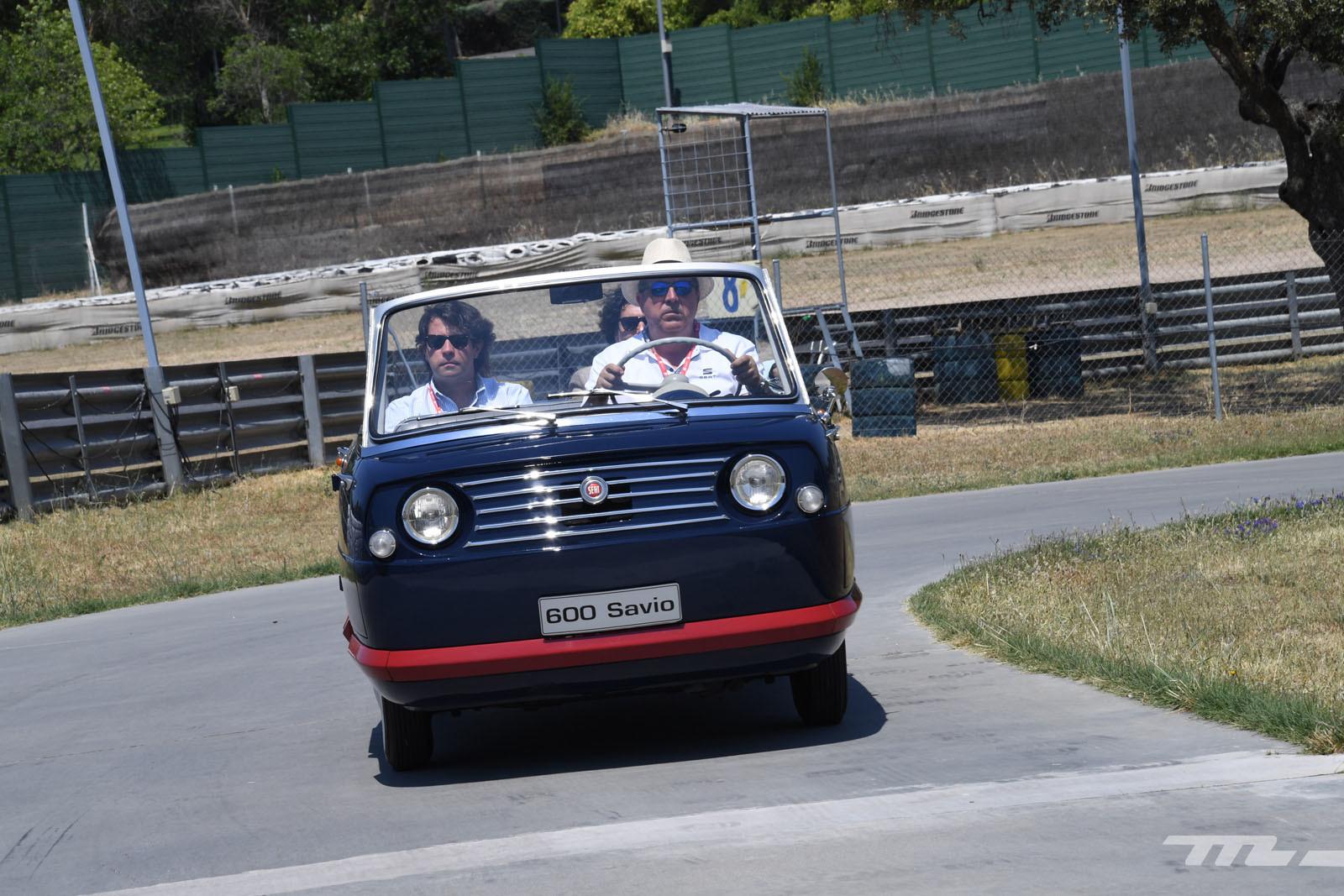 Foto de SEAT 600 - 60 Aniversario (prueba) (12/20)