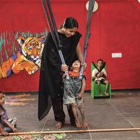 La 'Tierra de sueños' de Cristina García Rodero ya se puede visitar en el CaixaForum Barcelona