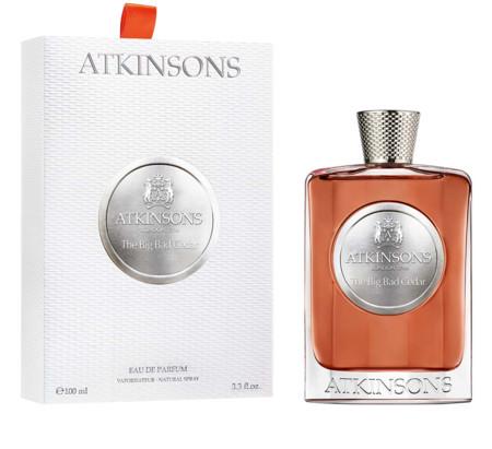 Atkinsons1799 100ml Bigbadcedar Pack