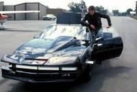 David Hasselhoff en el nuevo Coche Fantástico