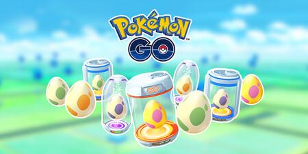 Pokémon GO: todos los Pokémon que aparecen en los Huevos de 2, 5, 7, 10 y 12 kilómetros en julio de 2021