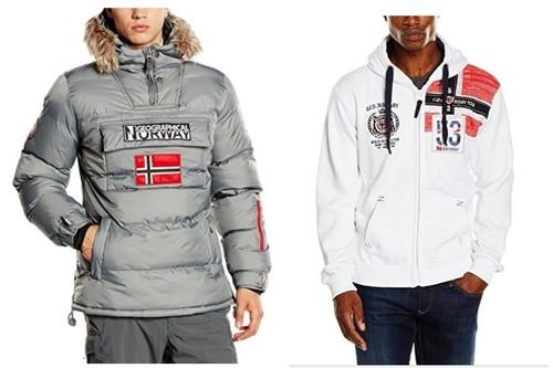 Hasta 30% de descuento en la tienda de Geographical Norway en Amazon. Hay varias ofertas Flash que finalizan esta noche