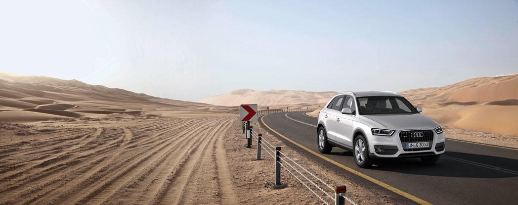 Foto de Audi Q3 oficial (29/31)
