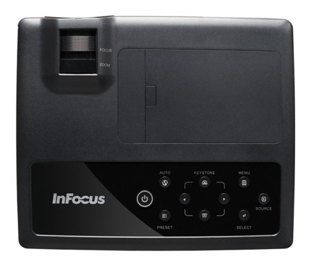 Infocus In1118hd Top