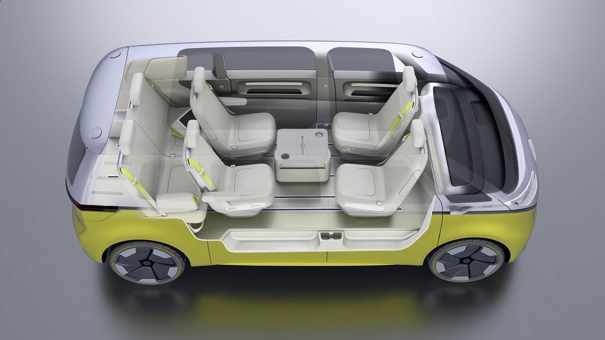Resultado de imagen para Volkswagen Buzz