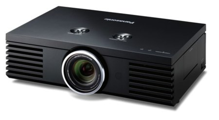 Proyector Home Cinema de alta definición de Panasonic