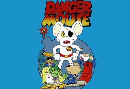 BBC da luz verde al reboot de 'Danger Mouse, el ratón justiciero'