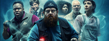 'Truth Seekers': Nick Frost y Simon Pegg cazan fantasmas en una inquietante y divertida serie para Amazon